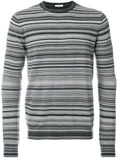 полосатый свитер Paolo Pecora