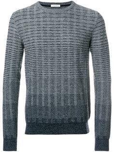 свитер с градиентным эффектом Paolo Pecora