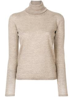 свитер с высокой горловиной Max Mara