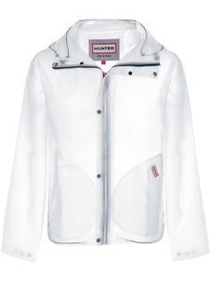 прозрачная куртка на молнии Hunter