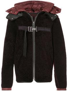 куртка с двойным капюшоном Oamc