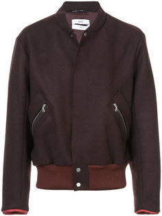 приталенная куртка-бомбер Oamc