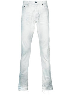 джинсы кроя слим John Elliott