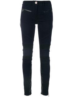 байкерские джинсы Versace