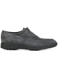 туфли со шнуровкой Denzel Salvatore Ferragamo