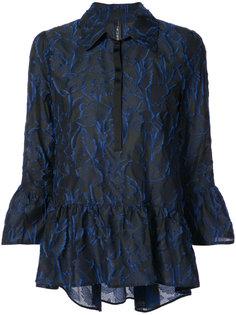 блузка с рюшами Marc Cain