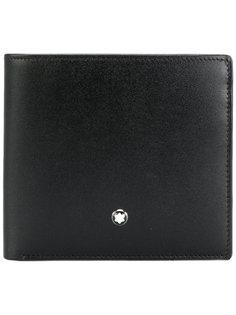 бумажник с логотипом Montblanc