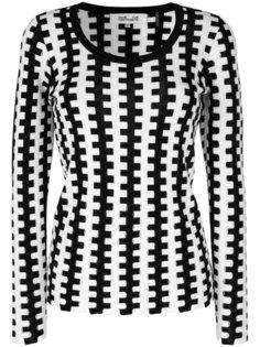 монохромный свитер Dvf Diane Von Furstenberg