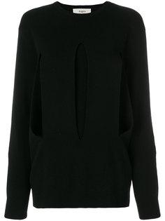 свитер с вырезной деталью Ports 1961