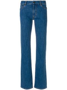 слегка расклешенные брюки средней посадки Ports 1961