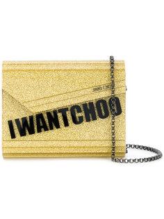 сумка через плечо Candy Jimmy Choo