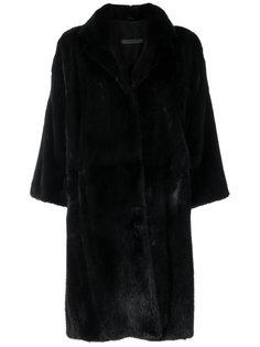 пальто с укороченными рукавами Simonetta Ravizza