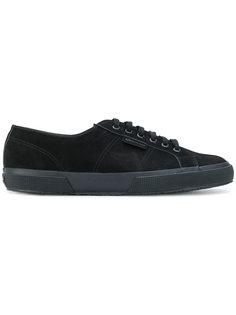 кроссовки на шнуровке Superga