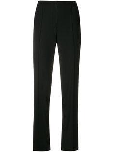 брюки узкого кроя Nina Ricci