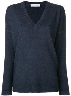 свитер с V-образной горловиной Cruciani