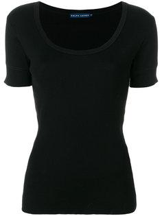 классическая приталенная футболка  Ralph Lauren