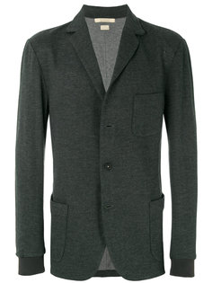 однобортный пиджак Massimo Alba