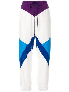 спортивные брюки Shell Suit Chloé