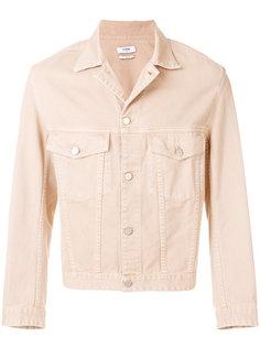 классическая приталенная куртка Cmmn Swdn