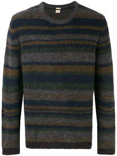 полосатый свитер Massimo Alba