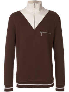 свитер с застежкой-молнией Cmmn Swdn