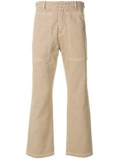 классические расклешенные брюки Cmmn Swdn