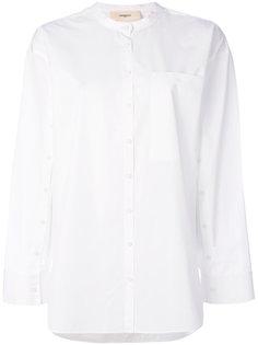 рубашка с воротником-мандарин в стиле оверсайз Ports 1961