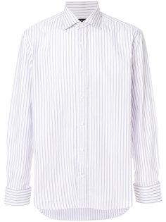 полосатая рубашка Canali