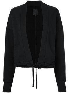 куртка с завязками на подоле Thom Krom