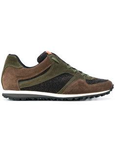 кроссовки с панельным дизайном Al Duca D'Aosta 1902