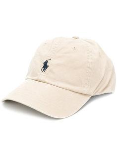 классическая кепка с логотипом Polo Ralph Lauren