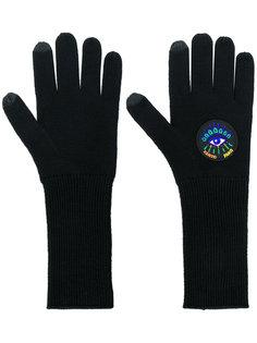 перчатки Eye  Kenzo