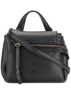 маленькая сумка с верхней ручкой Hogan