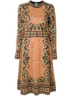 платье с цветочным узором  M Missoni