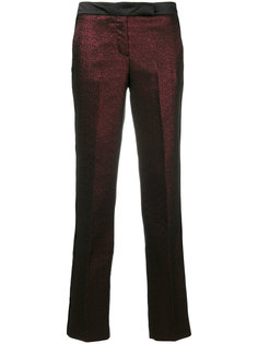 строгие брюки металлик LAutre Chose
