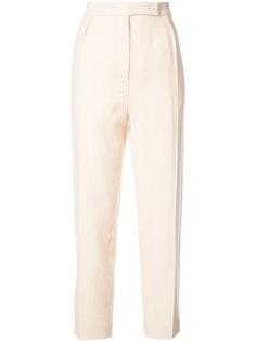 классические брюки с завышенной талией Nina Ricci