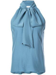 блузка без рукавов  Prabal Gurung
