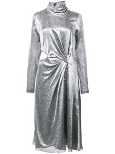 платье с вырезными деталями Prabal Gurung