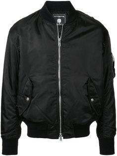 куртка-бомбер с принтом черепа Mastermind World
