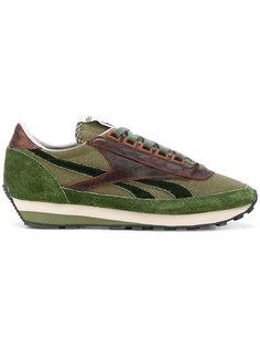кроссовки с панельным дизайном Reebok