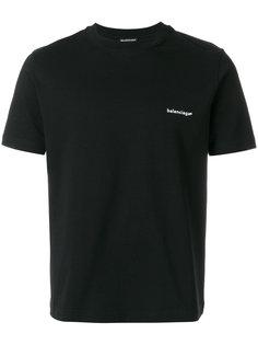 футболка Balenciaga® Balenciaga