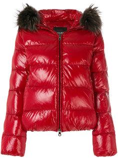 куртка-пуховик с капюшоном Duvetica