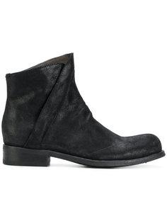 классические ботинки без застежки Officine Creative