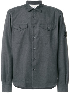 рубашка с нагрудным карманом CP Company