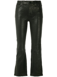 брюки клеш Selena J Brand