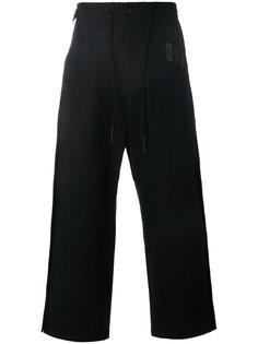 широкие брюки Y-3
