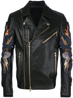 декорированная куртка Balmain