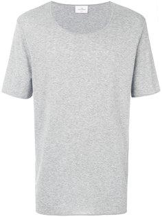 футболка с круглым вырезом The White Briefs