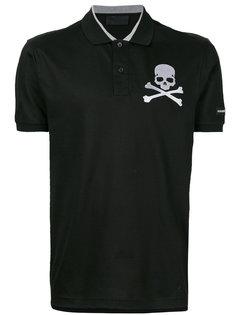 рубашка-поло с вышитым черепом Philipp Plein