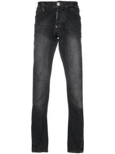 джинсы узкого кроя The Way Philipp Plein
